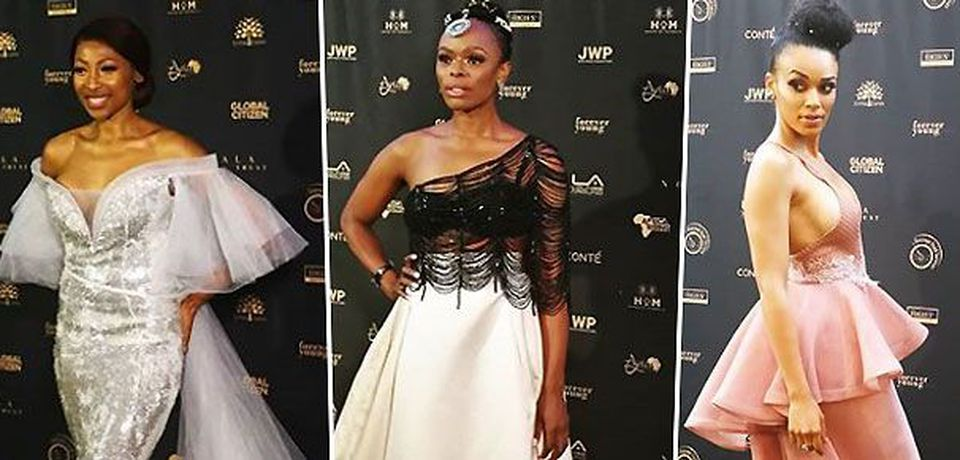 Local celebs chat Global Citizen at the Forever Young Gala