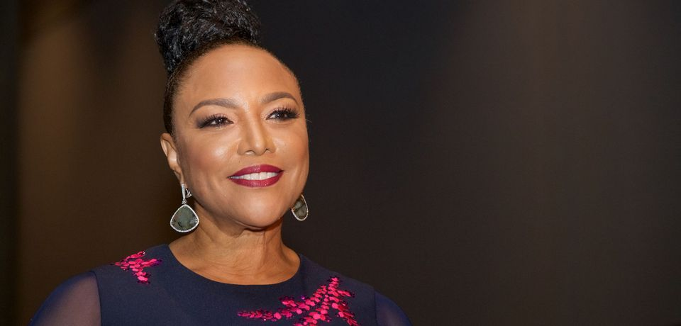 Behind-the-scenes with Hollywood star Lynn Whitfield in South Africa
