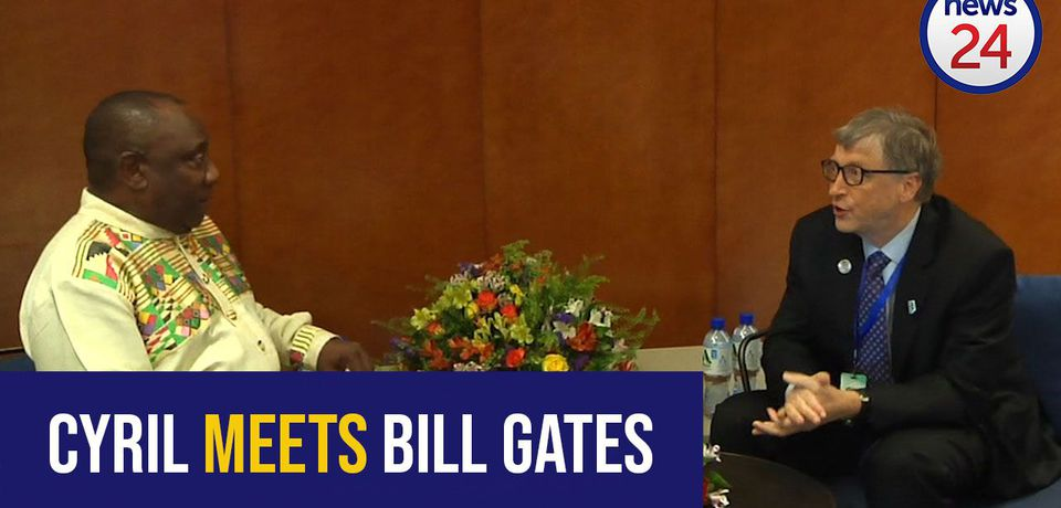 WATCH: Bill Gates voices optimism about Africa in AU speech
