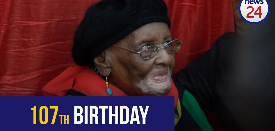 WATCH: ANC hails 'selfless leader' Mama Kotane as she celebrates 107 years