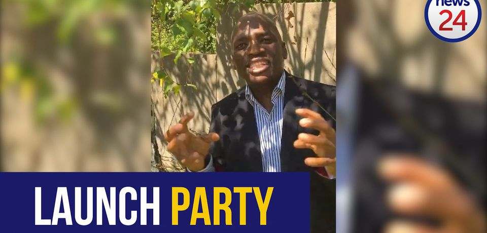 WATCH: What can Hlaudi do for you? ACM announces manifesto launch in bizarre video