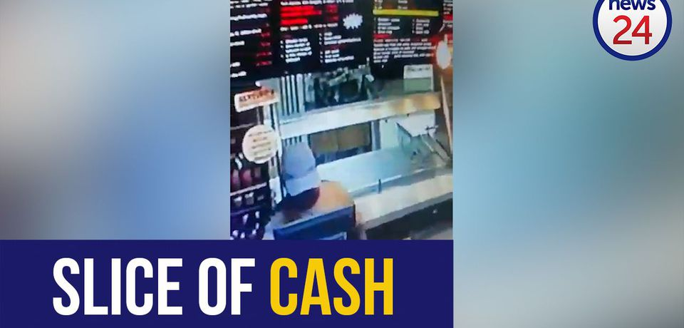 WATCH | Joburg pizza restaurant staff traumatised after armed robbery