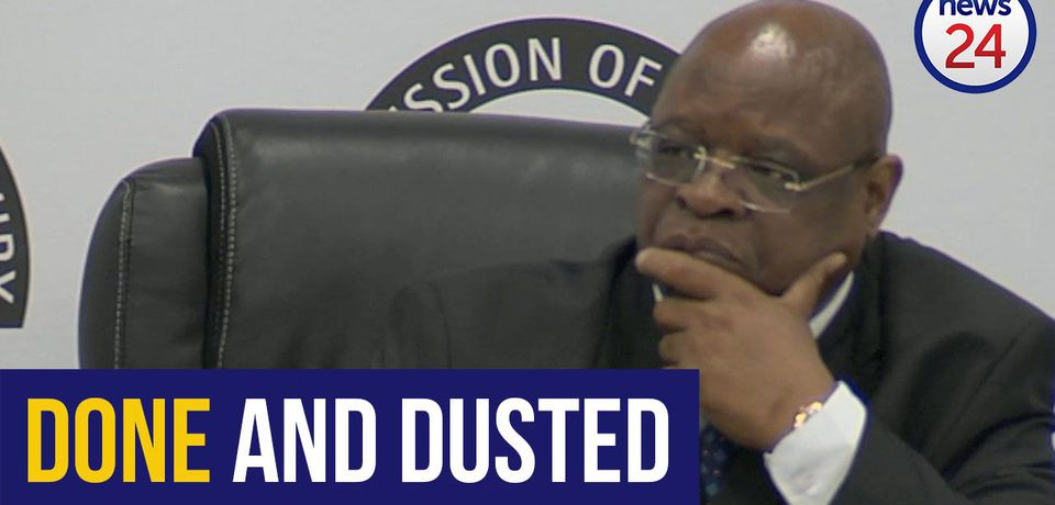 WATCH | 'I hope I don't have to see Mr Zondo ever again' - Duduzane Zuma