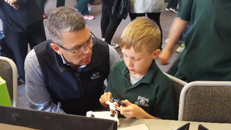 St Brendans Primary Invention Convention