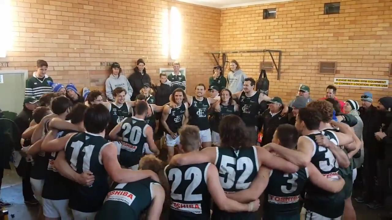 Echuca belts out the song