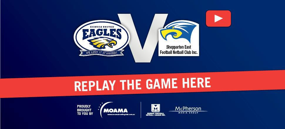 Echuca United vs Shepp East Replay
