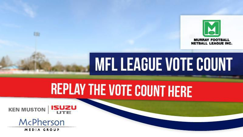 2018 MFL Vote Count LIVE Stream Replay