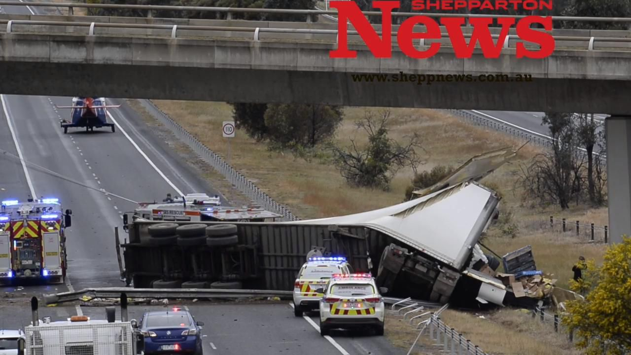 Seymour Truck Crash