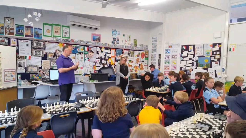 Katandra West Primary School Chess Tournament