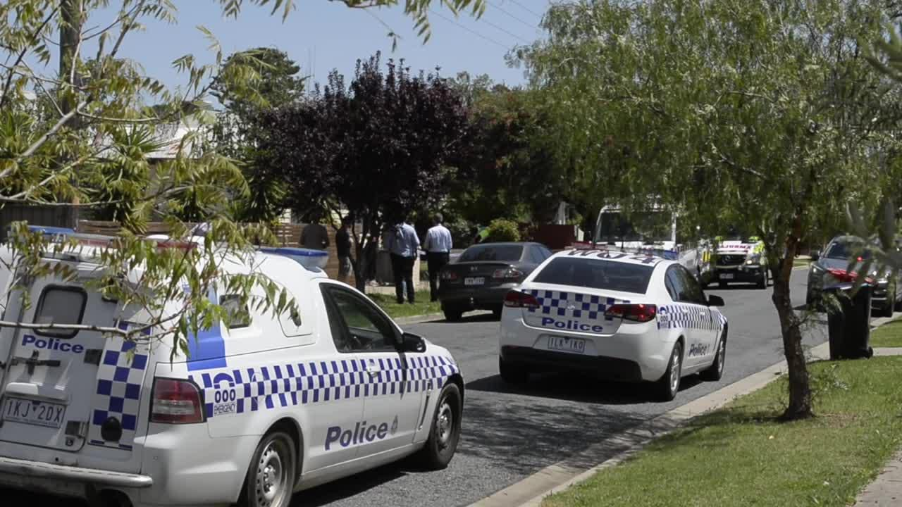 Man tasered by police after breaking into Shepparton house