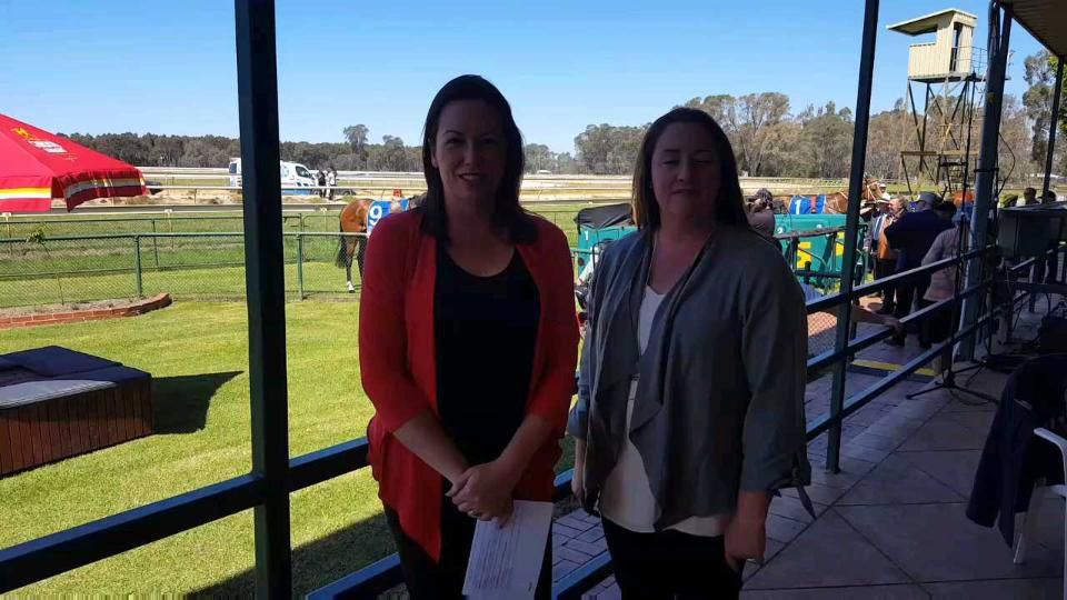 Labor announce funding for Benalla Race Club
