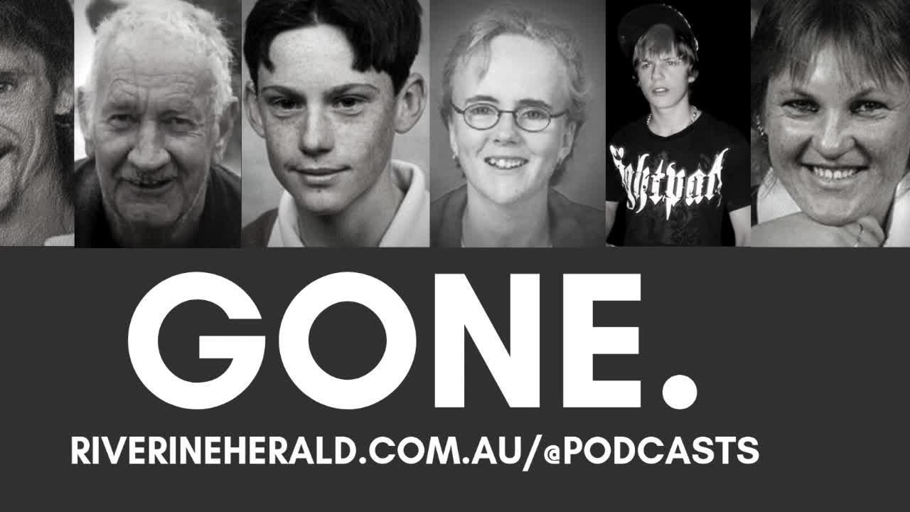 GONE - The Brooks Family