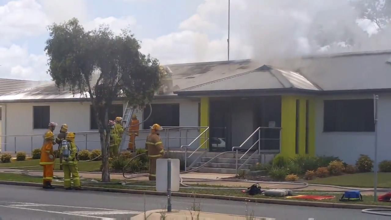 $1 000 000 fire in Shepparton