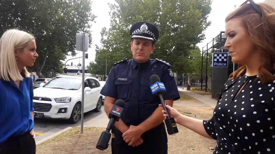 Shepparton Police Assaulted