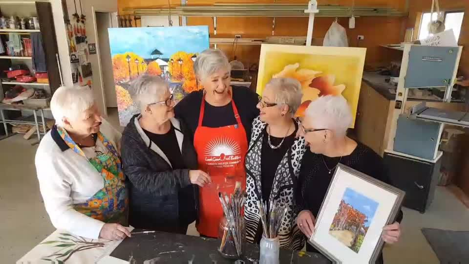 Lifestyle Shepparton artists