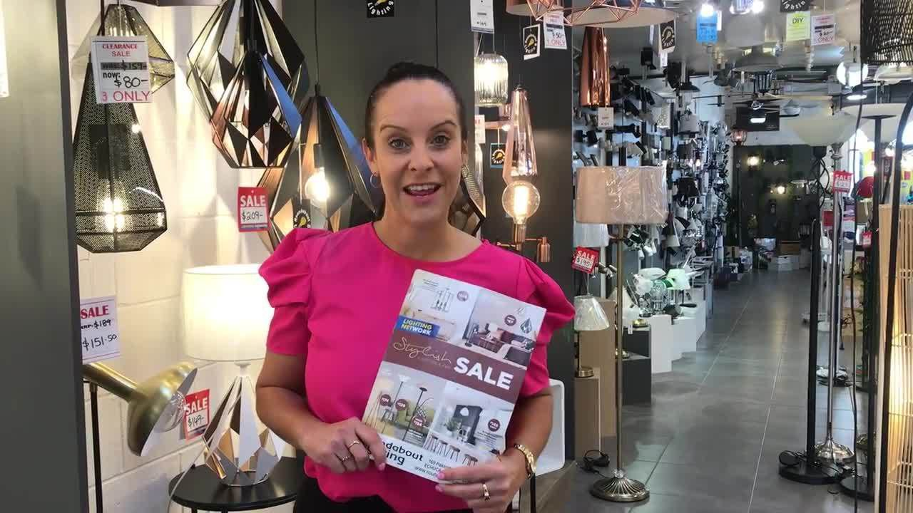 Shop Local at Roundabout Lighting Echuca